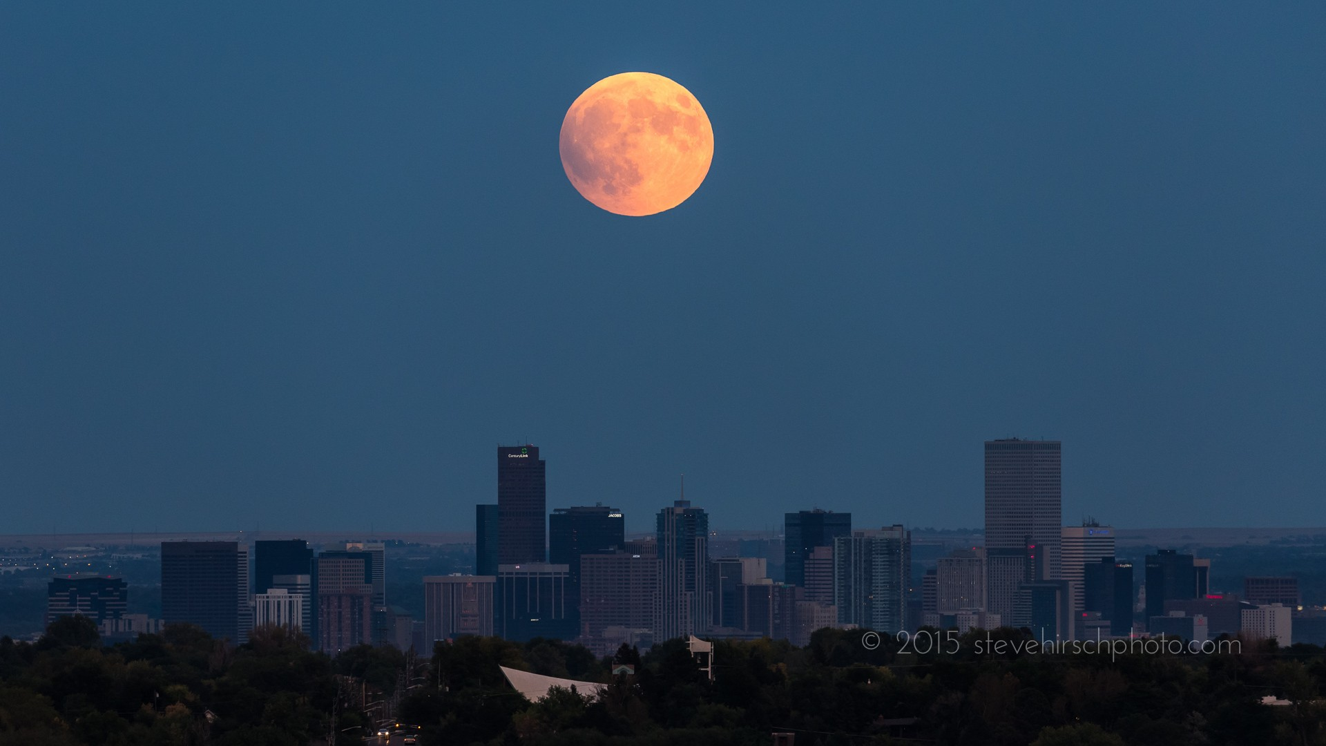 blood moon lunar eclipse denver - photo #3